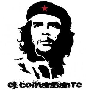 CHE EL COMANDANTE MAJICA