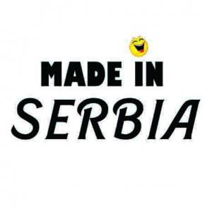 made in serbia bodic