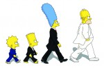 SIMPSONS - BEATLES DUKS