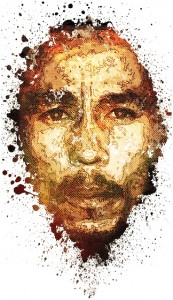 Bob Marley majica