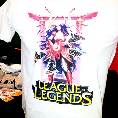 league of legends majice