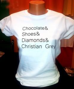Chocolate&Shoes&Diamonds&Christian Grey