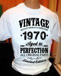 vintage rodjendaska majica